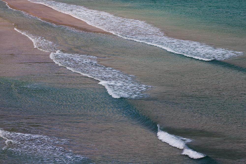 Gekleurde zee