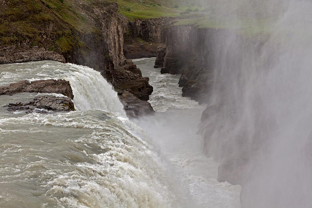 Gullfoss, waterval