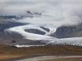 Gletsjerlandschap bij Jokulsarlon