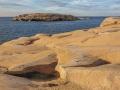 Fycan, een eilandje voor de kust van zuidwest Zweden