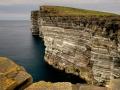 Kliffen bij NoupHead, eiland Westray