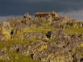 La Serena, oude schapenschuur