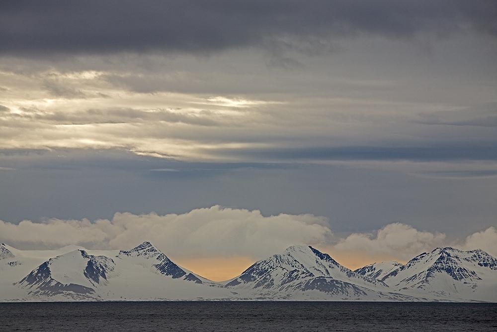 De drie bergen, Dana-Nora-Svea
